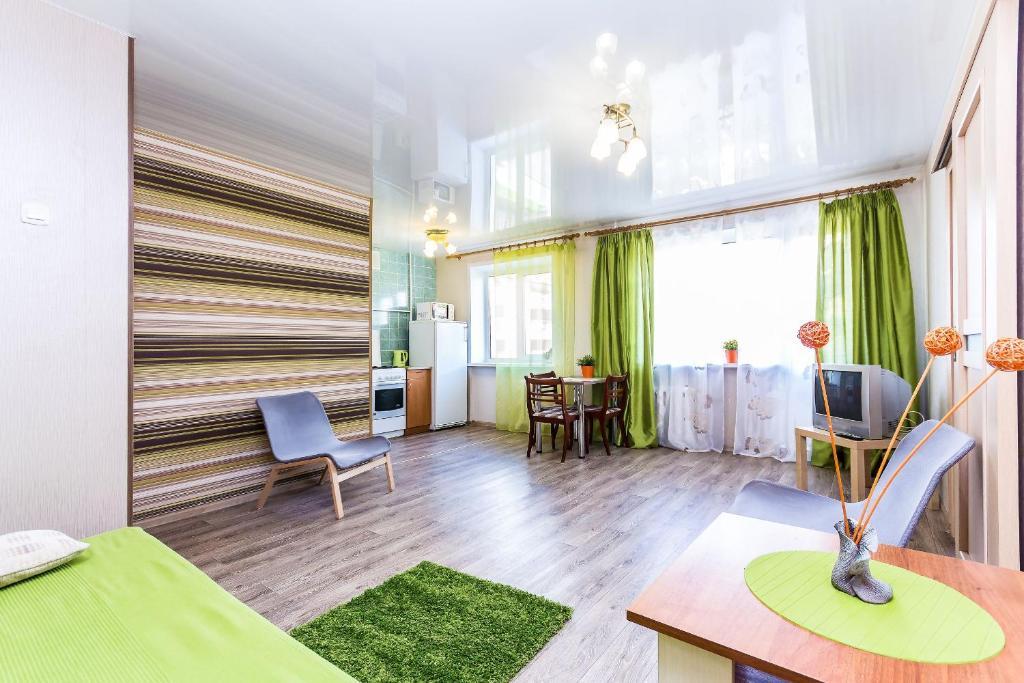 Апартаменты на Буденного 28, Минск, Беларусь