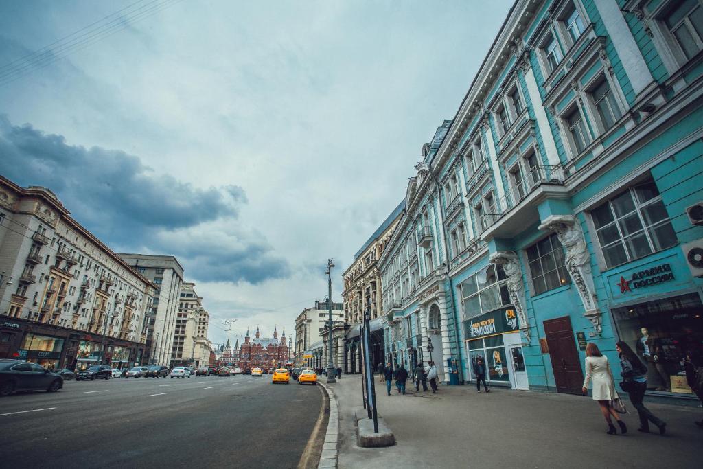 Хостел Тверская 5, Москва
