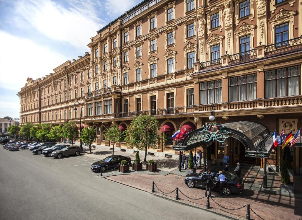 Бельмонд Гранд Отель Европа, Санкт-Петербург