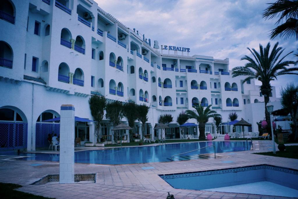 Отель Le khalife, Хаммамет