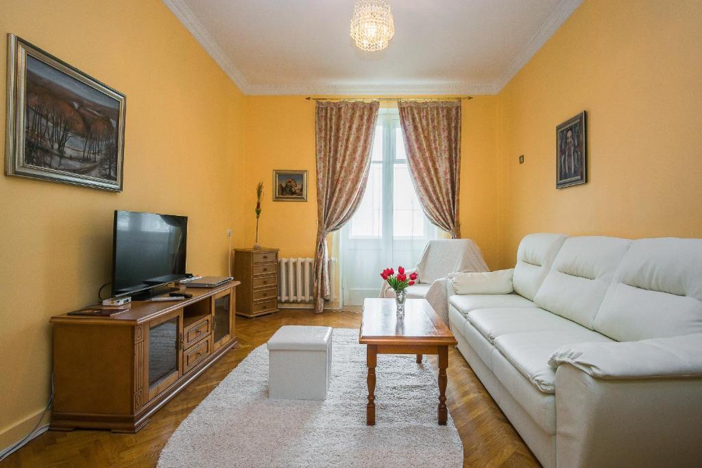 Апартаменты на Независимости 23, Минск, Беларусь