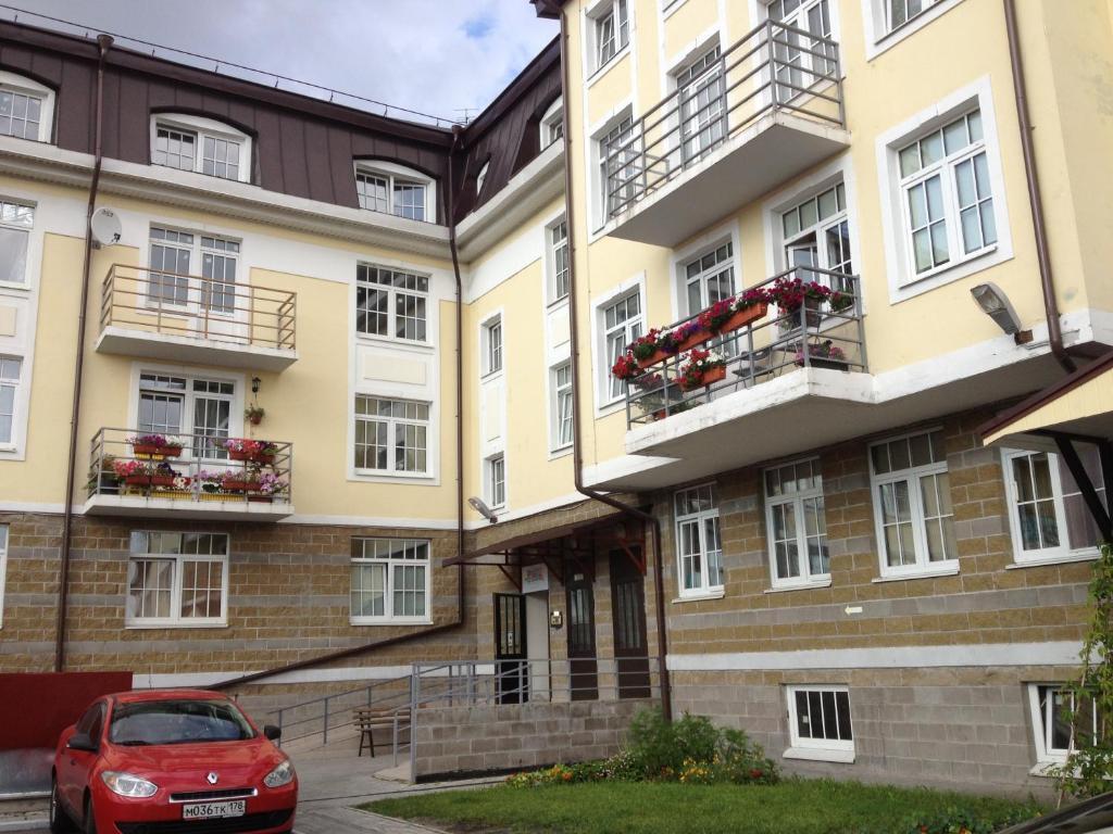Дорогие гостиницы Ломоносова