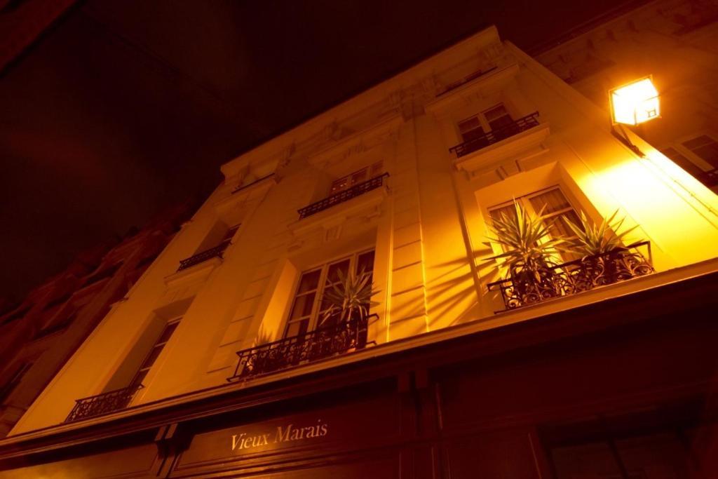 Hôtel du Vieux Marais