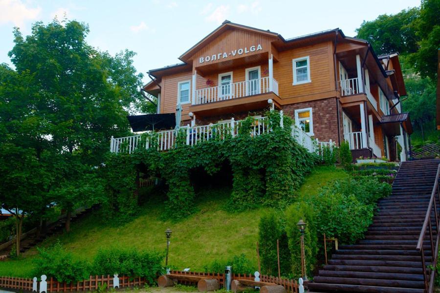 Гостевой дом Волга-Volga, Плёс