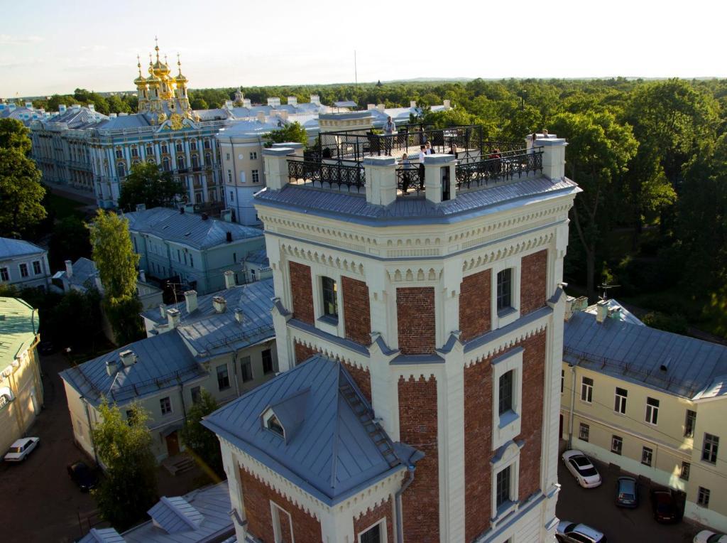 Мини-отель Певческая Башня, Пушкин