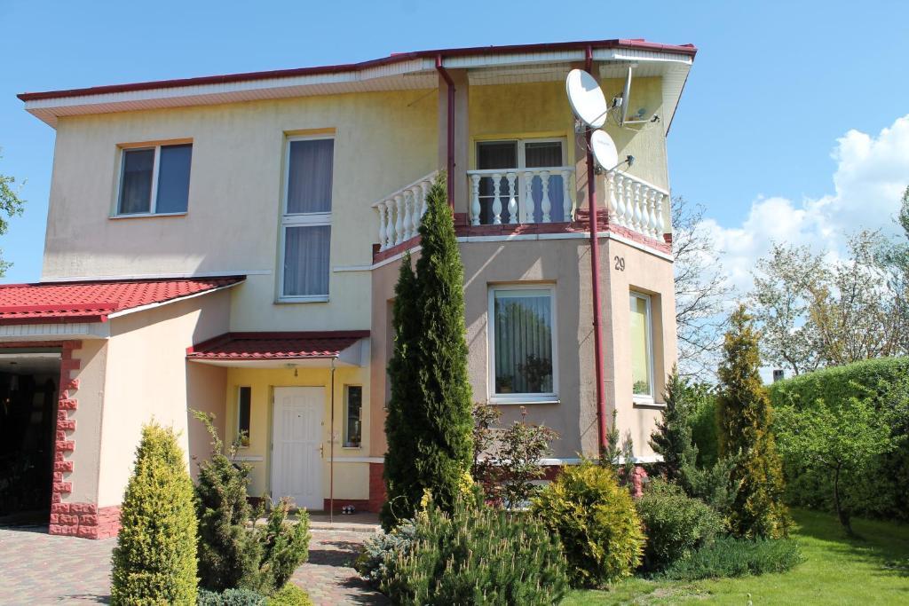 Апартаменты На Крестьянской, Брест, Беларусь