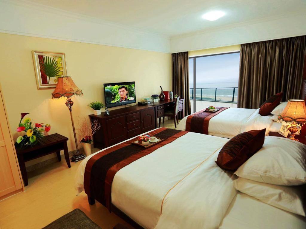 阳江海陵岛私享家度假公寓