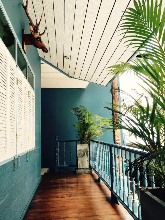 Гостевой дом Blue Chang House, Бангкок