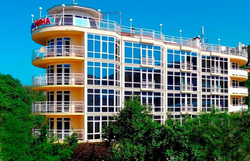 Нина вилла отель лазаревское