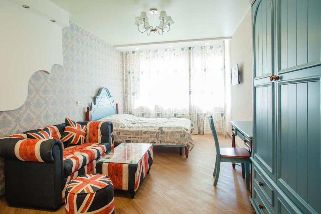 Мини-отель Лондонский глаз, Иркутск