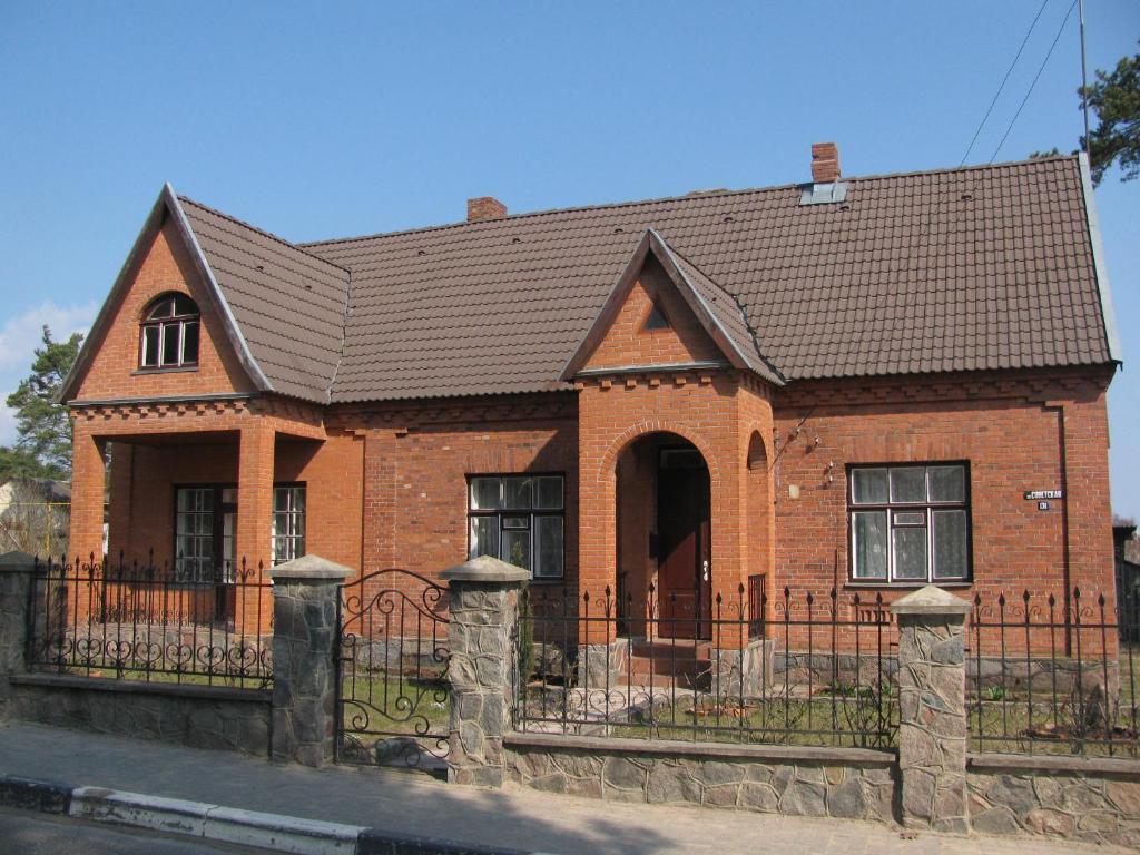 Усадьба Польский дом, Браслав, Беларусь