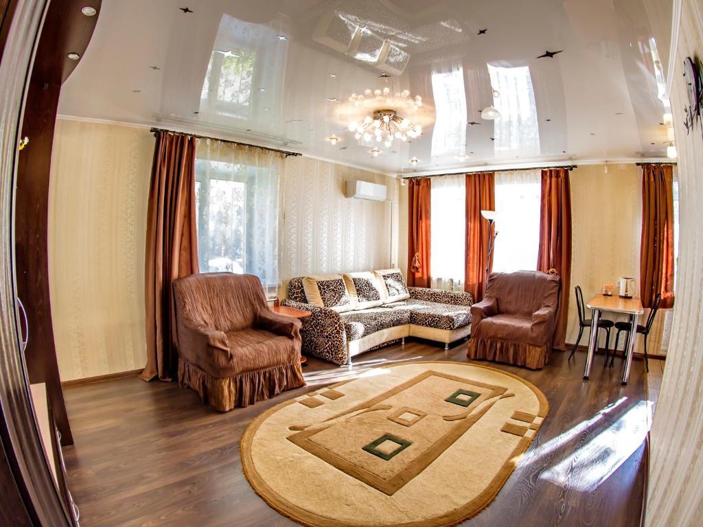 Апартаменты в центре, Барнаул