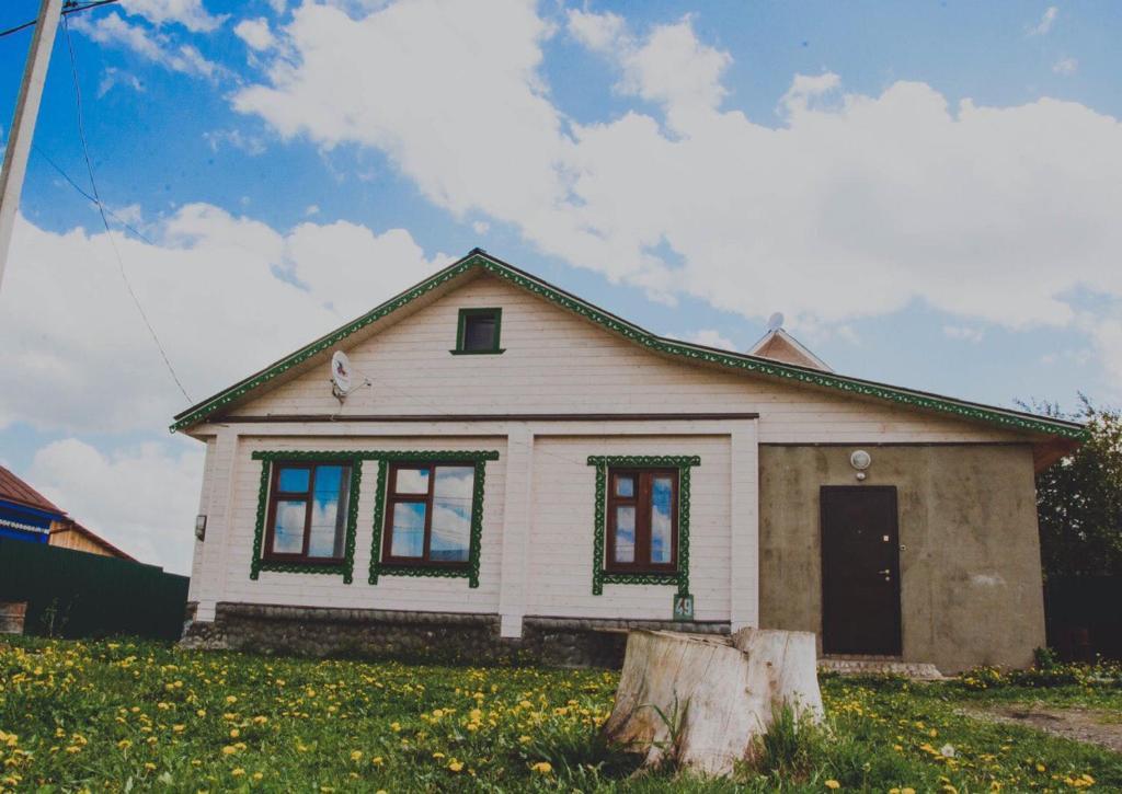 Гостевой дом На Михайловской 49, Суздаль