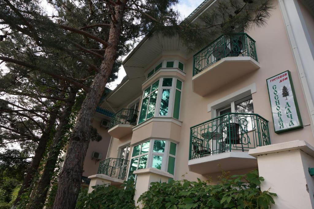 Гостевой дом Сосновая дача, Геленджик