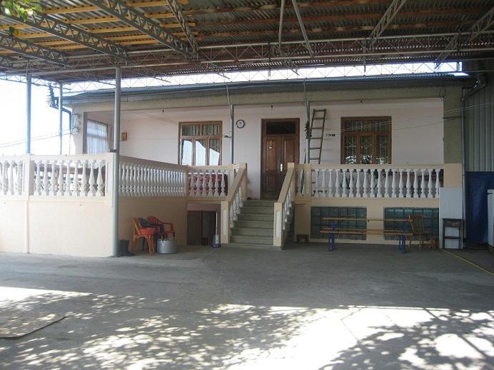 Гостевой дом на Сосновой