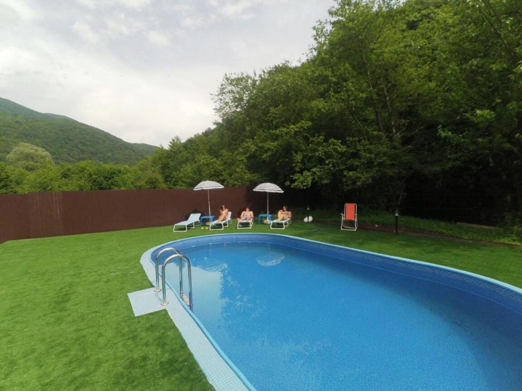Отель Монте Гагра, Абхазия