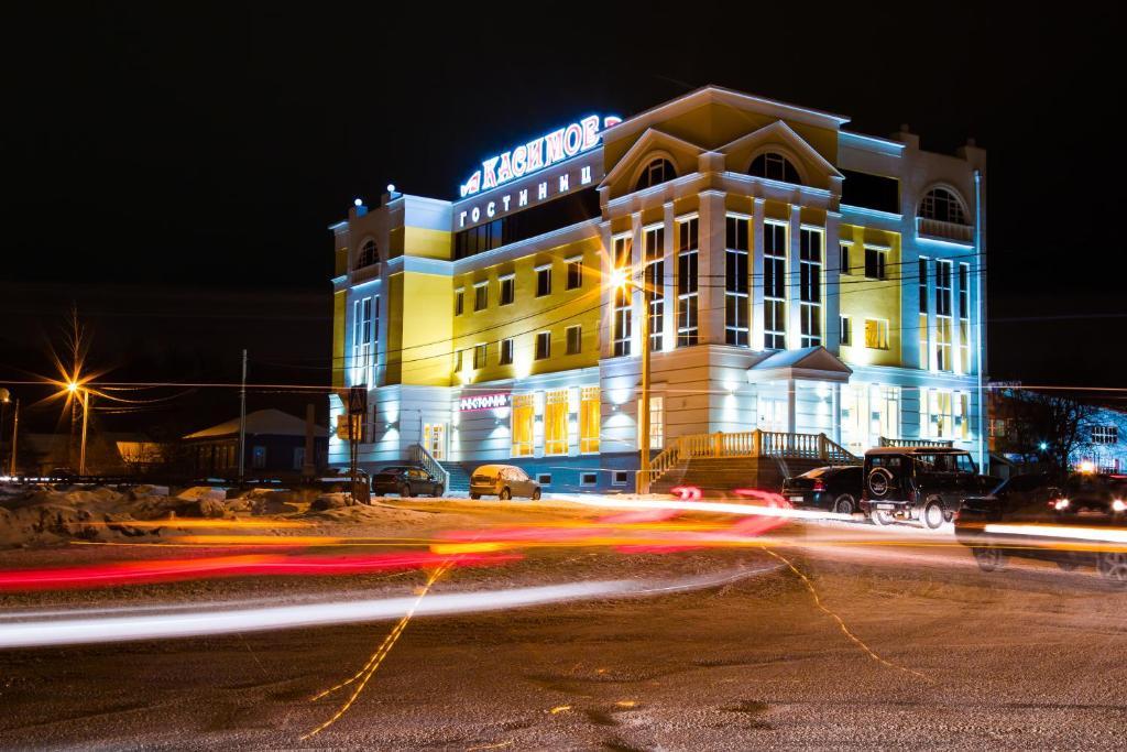 Отель Касимов