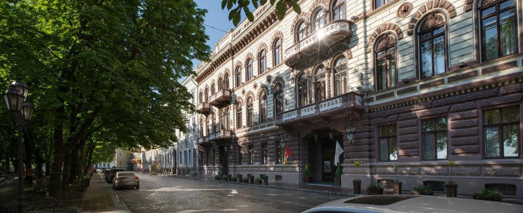 Гостиница Лондонская, Одесса, Украина