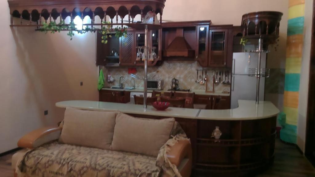 Апартаменты Молоканский садик на улице Хагани, Баку, Азербайджан
