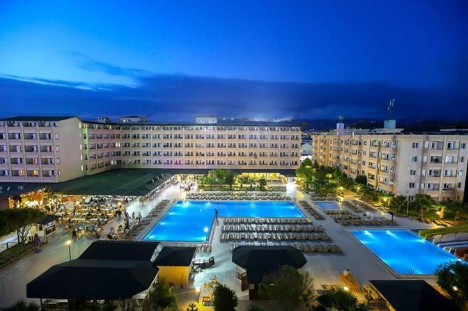 Курортный отель Eftalia Resort, Конаклы