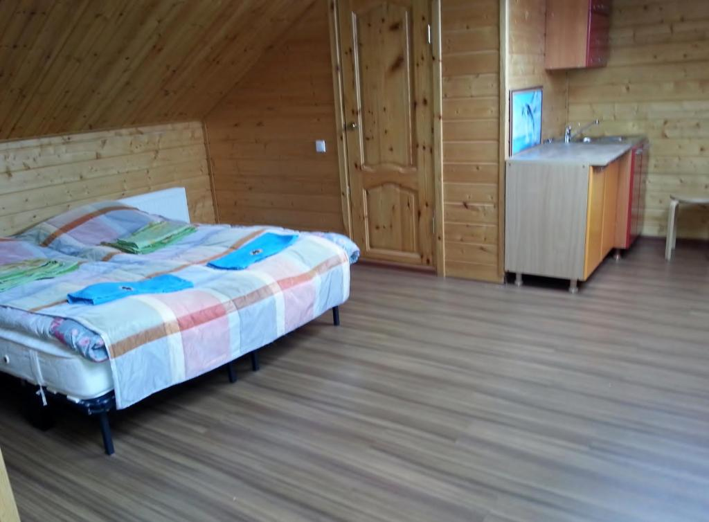 Гостевой дом Таунхауз на Банном Озере, Зелёная Поляна