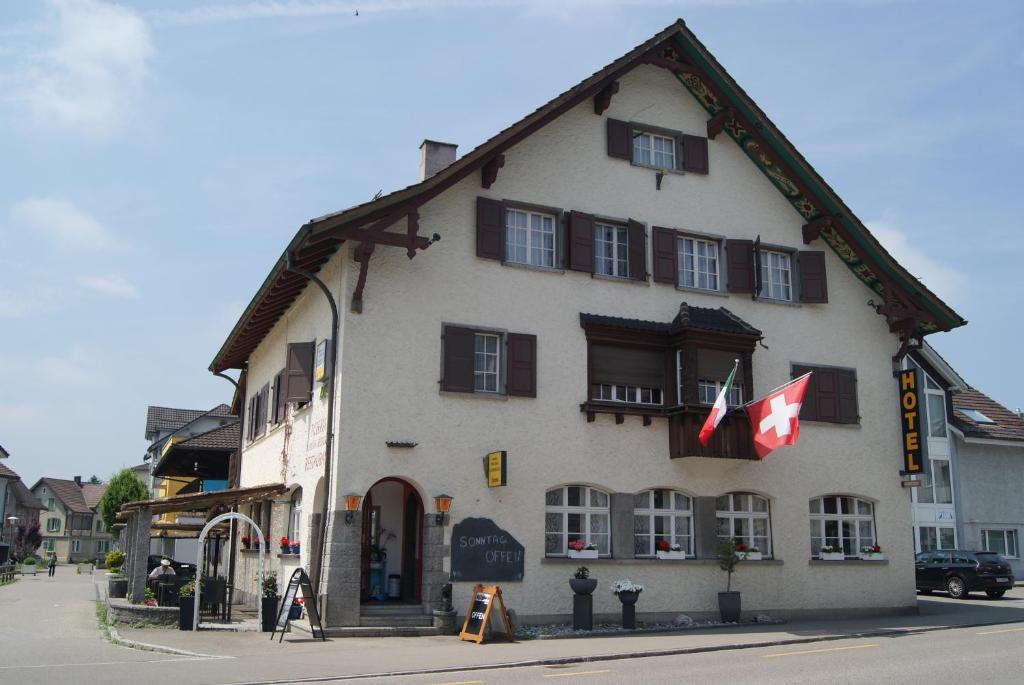 Hotel Landhaus, Санкт-Галлен, Швейцария
