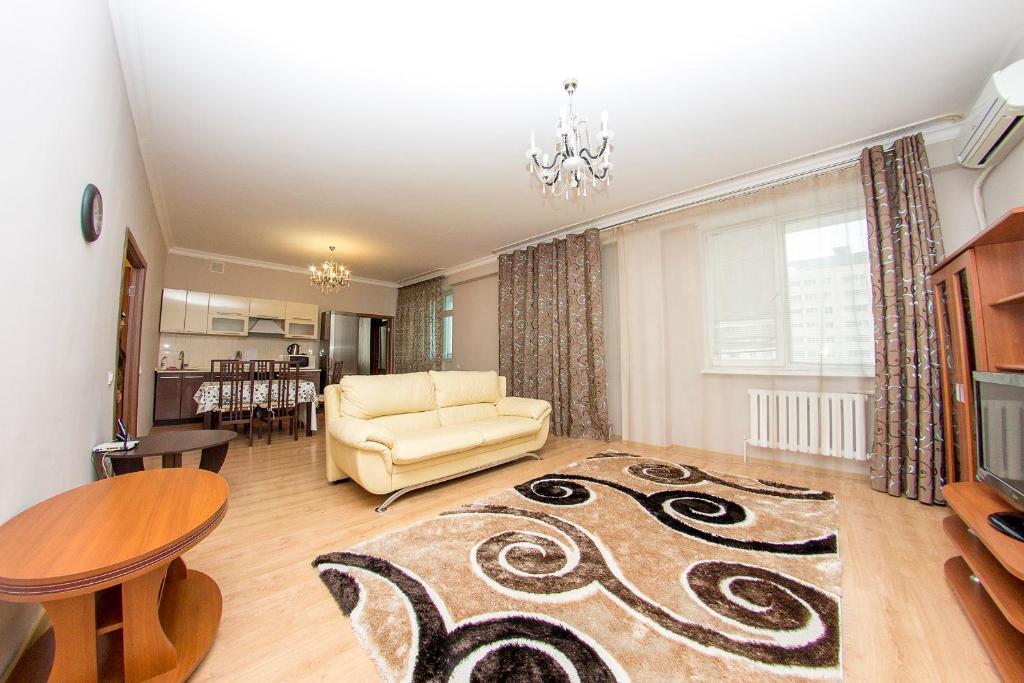 Апартаменты ЖК Нурсая, Астана, Казахстан