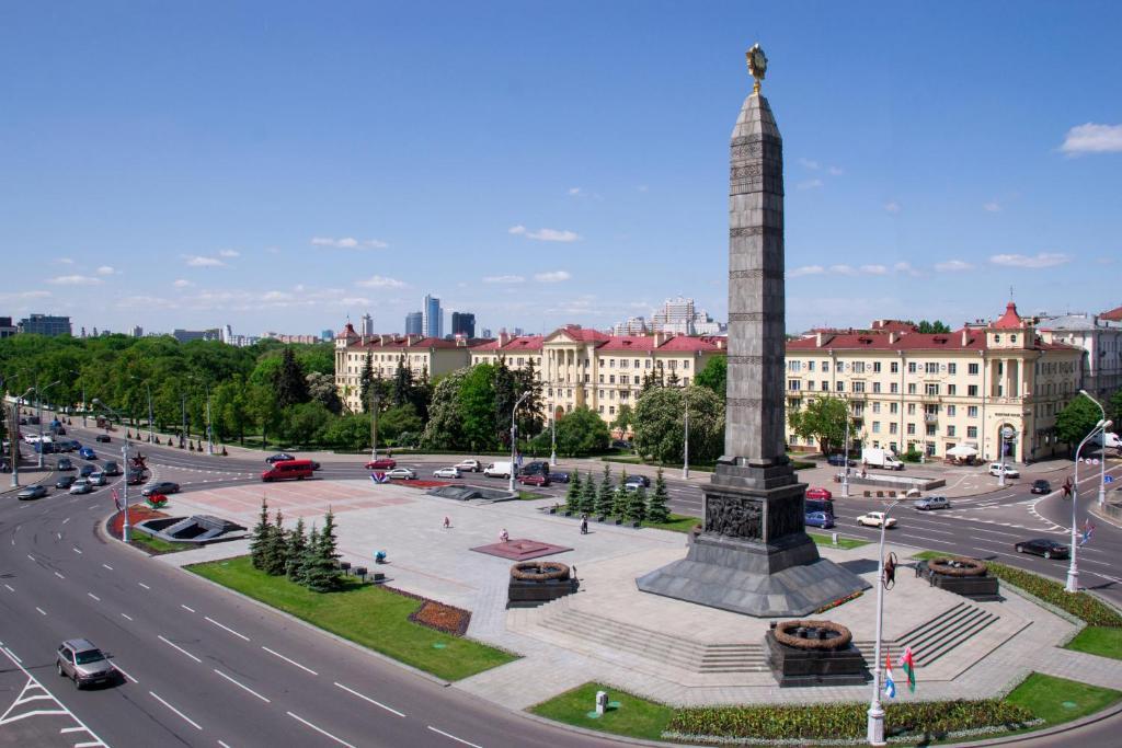 Апартаменты Еврокомфорт, Минск, Беларусь