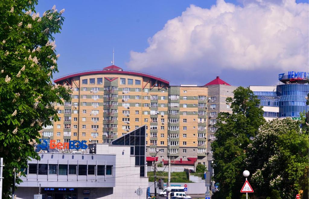 Апартаменты Euapartments на Немига, Минск, Беларусь