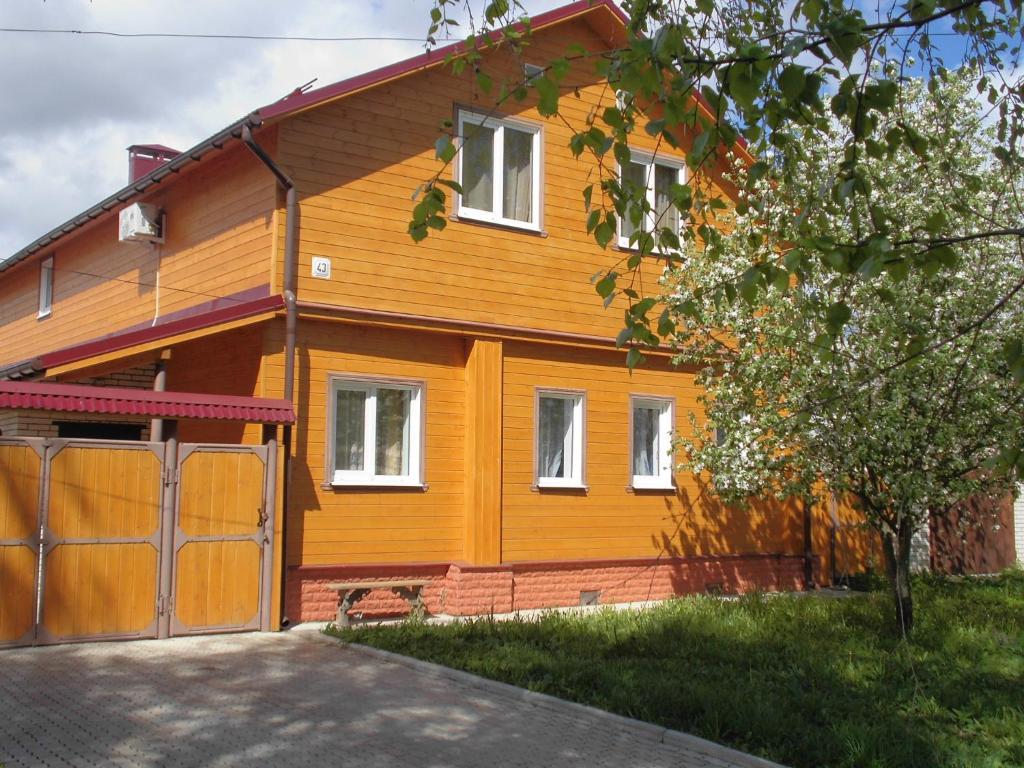 Гостевой дом Эко-дом у реки, Суздаль