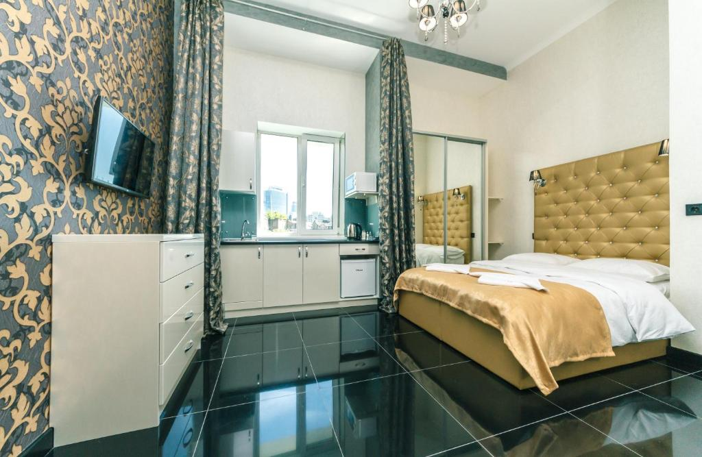 Апартаменты Bogdan Hall DeLuxe, Киев, Украина
