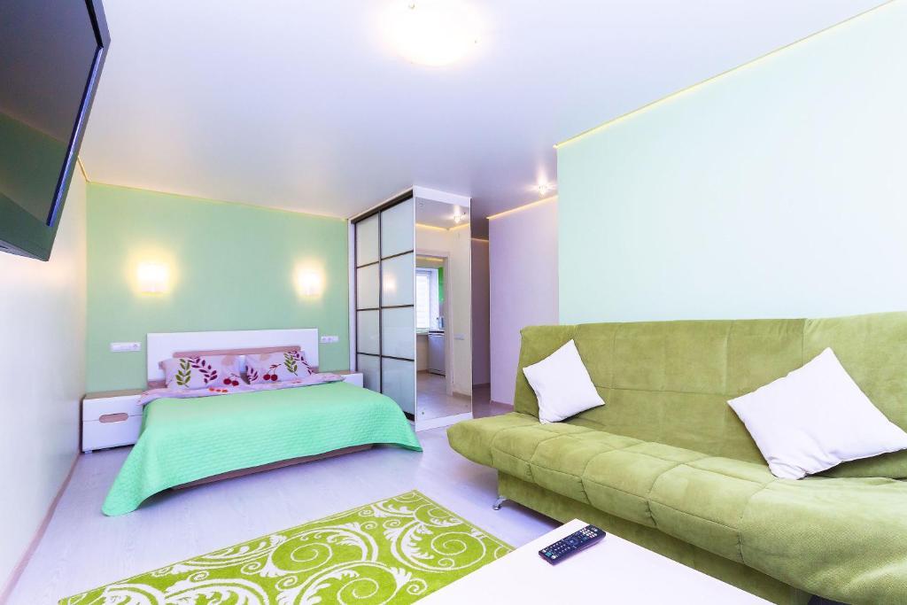 Апартаменты Green Fresh, Минск, Беларусь