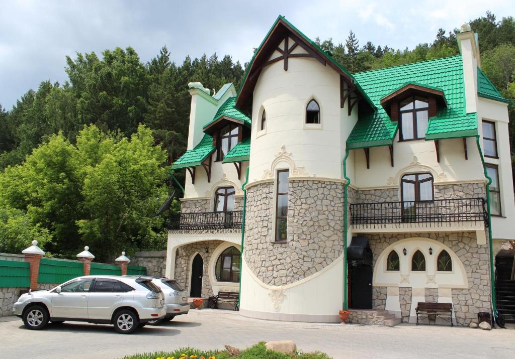 Отель Беркут, Белокуриха