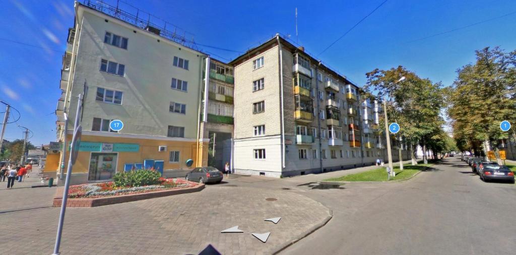 Апартаменты Impreza на Ветсковской 2, Гомель, Беларусь
