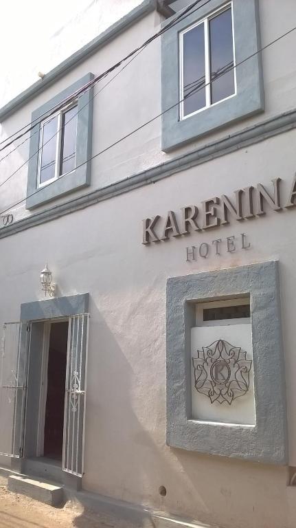 Отель Hotel Karenina, Оахака-де-Хуарес