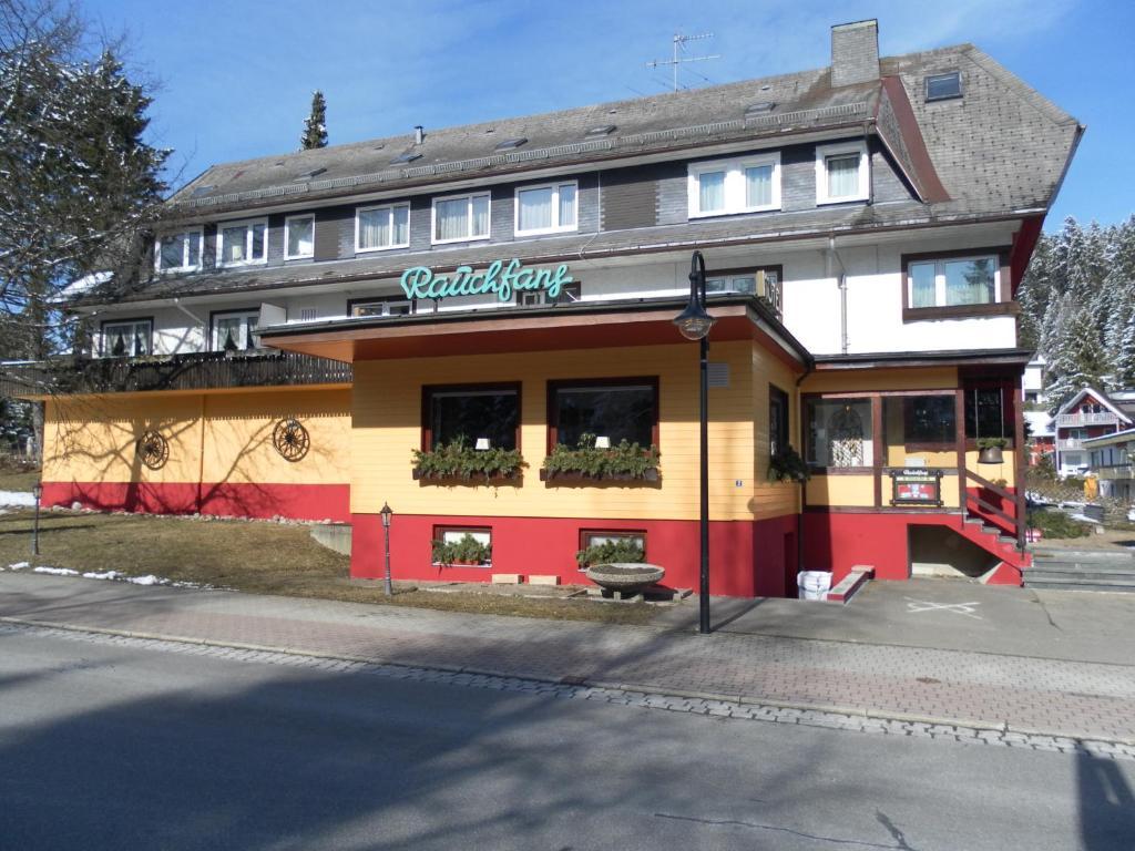 Hotel Rauchfang Titisee Booking Com