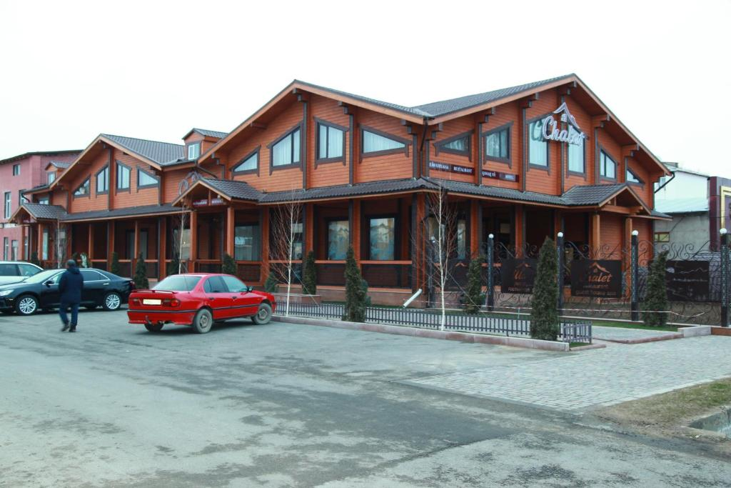 Гостевой дом Chalet, Тараз, Казахстан