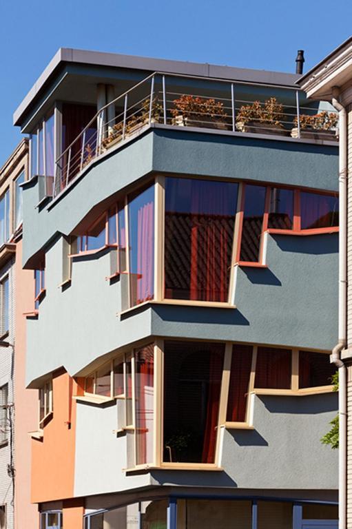 Quatre Mains Serviced Apartments, Гент, Бельгия