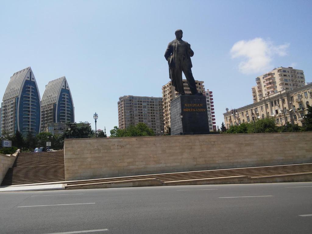 Апартаменты На Курбана Халилова 2, Баку, Азербайджан