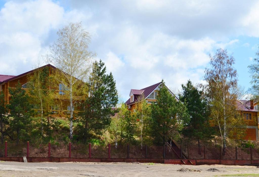 База отдыха Звениговская