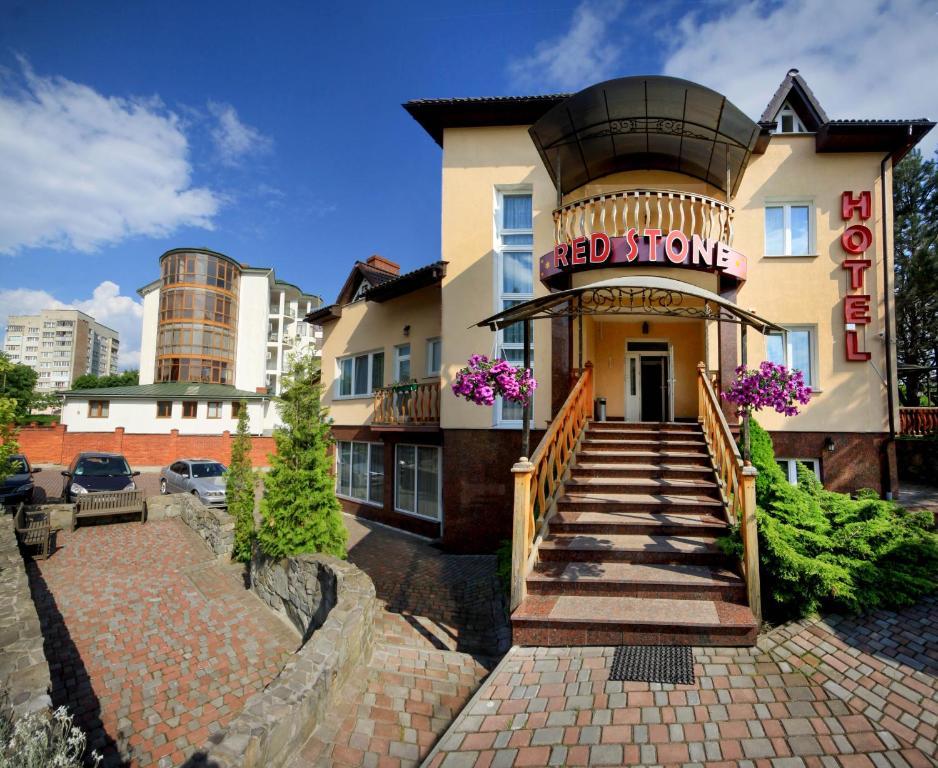 Отель Red Stone, Трускавец, Украина
