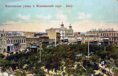 Апартаменты Молоканский садик на улице Хагани