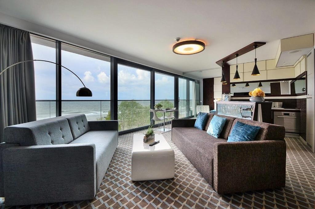 ferienwohnung marine exclusive polen kolberg. Black Bedroom Furniture Sets. Home Design Ideas