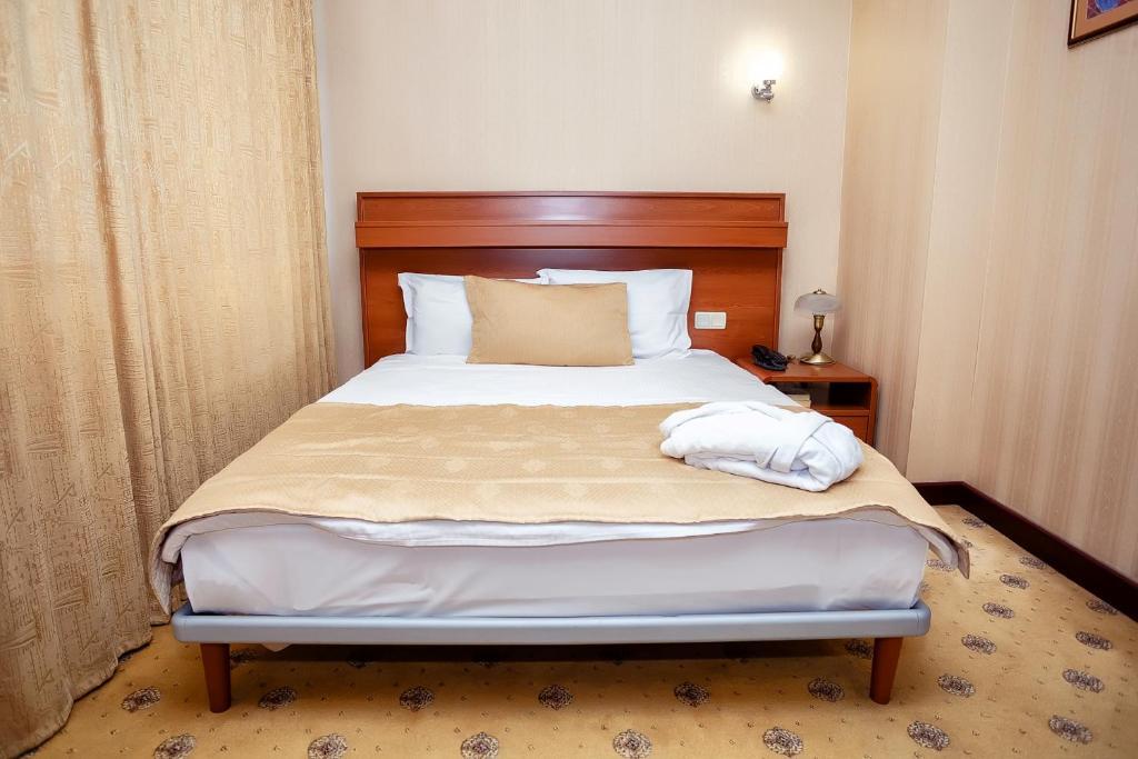 Отель Тянь-Шань, Алматы, Казахстан