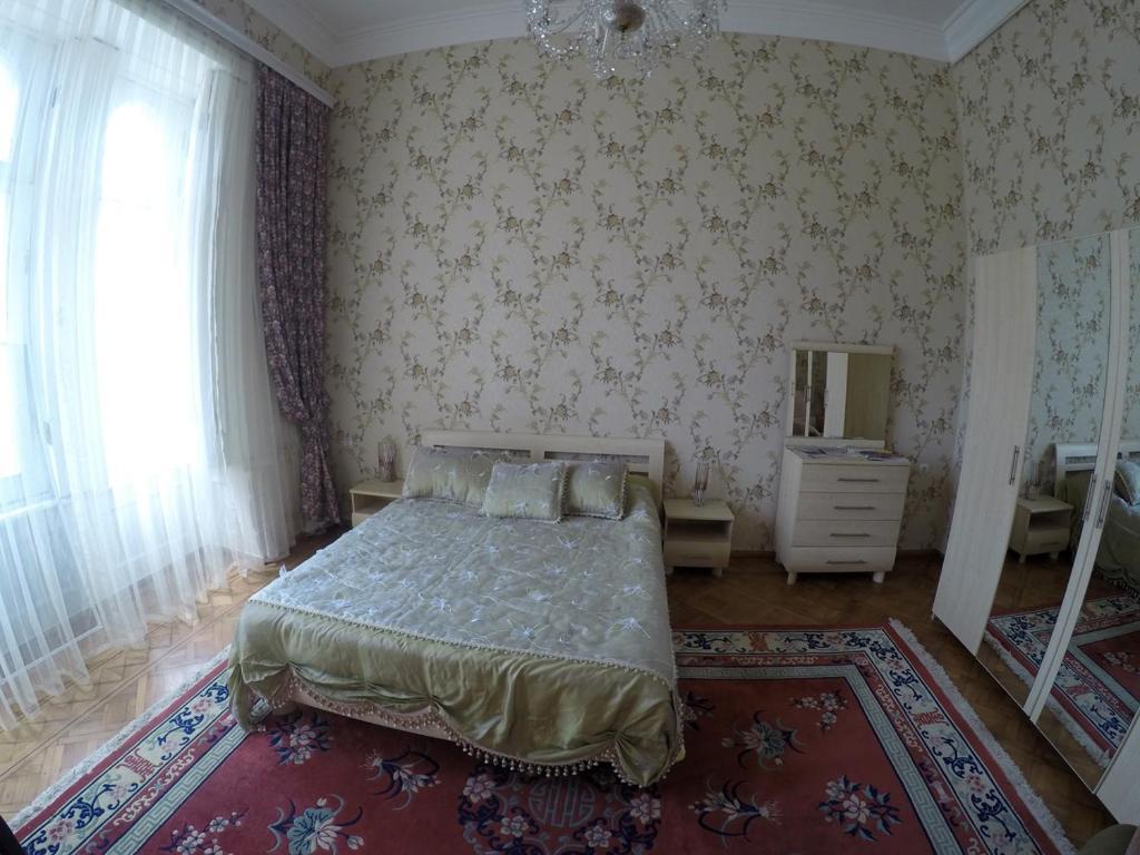 Апартаменты Дуплекс на площади Фонтанов и Старого города, Баку, Азербайджан