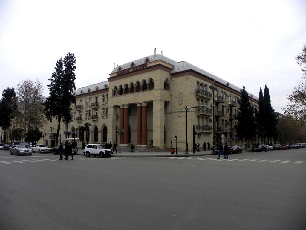 Отель Гянджа, Азербайджан