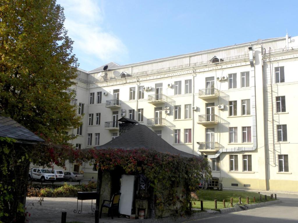Отель Гянджа
