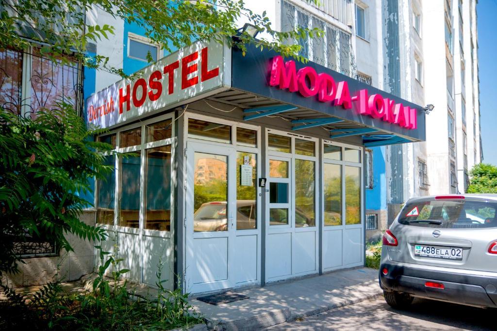 Хостел Dervish Almaty, Алматы, Казахстан
