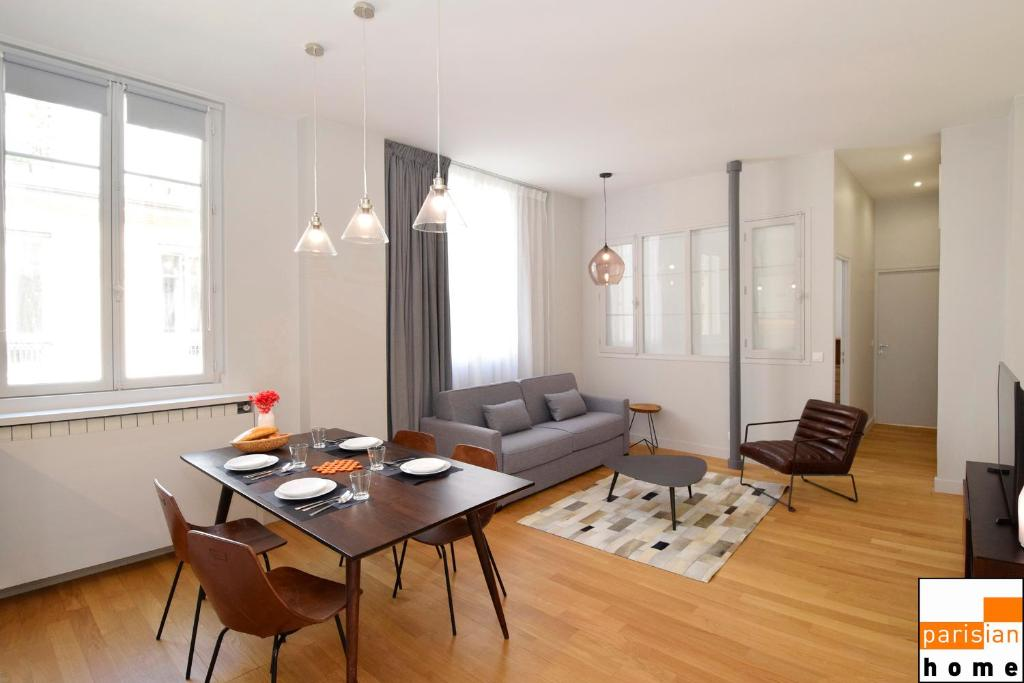 Parisian Home - Appartements Grands Boulevards, 2