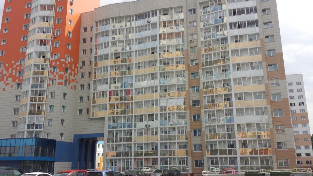 Апартаменты Притомский проспект, Кемерово